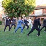 Style Yang Tai chi 108 mouvements
