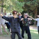 108 mouvements tai chi