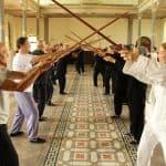 épée taichi à deux