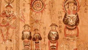 peinture taoïste yao